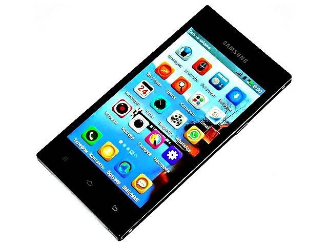 Смартфон Samsung (Caimi) S9 - 8 яд, эк 5«,2 SIM+Чехол.+2акк.Черный,Красный!- объявление о продаже  в Одессе