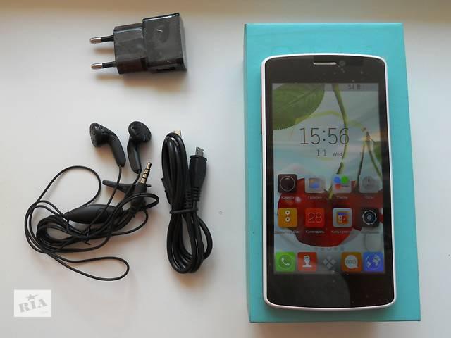Смартфон Sony Xperia White 2sim, экран 4,5дюйма, Android 4.2.2,GPS - объявление о продаже  в Киеве
