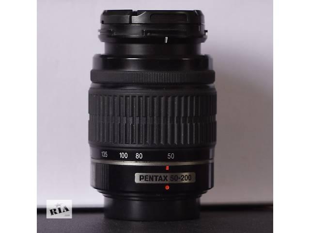 купить бу SMC Pentax DA-L 50-200mm 1:4-5,6 ED в Северодонецке