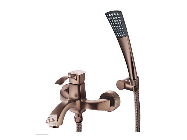 бу Смеситель для ванны Welle Odelia BE23202RC-H21155-CN1303,  тёмная бронза в Одессе