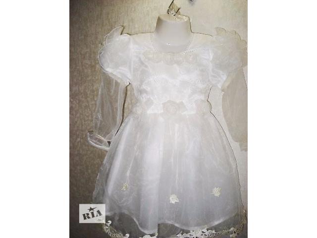 купить бу Снежинка -платье к Новому году в Харькове