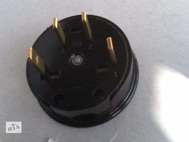купить бу Соединители электрические трехполюсные с заземляющим контактом ВШ-30/РШ-30 в Северодонецке