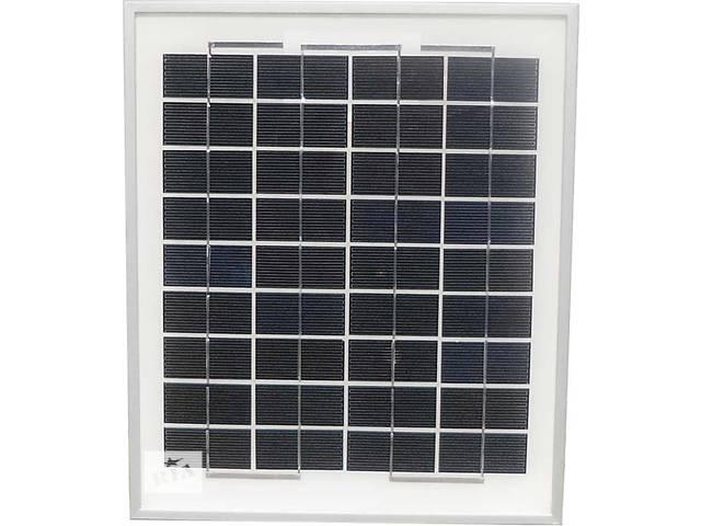 Солнечная батарея 10Вт 12В поликристаллическая- объявление о продаже  в Запорожье