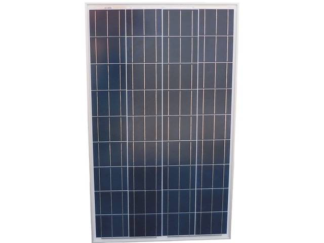 бу Солнечная батарея (панель) 100Вт, 12В, поликристаллическая, в Запорожье