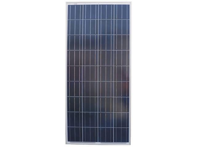 бу Солнечная батарея (панель) 150Вт, 12В, поликристаллическая в Запорожье