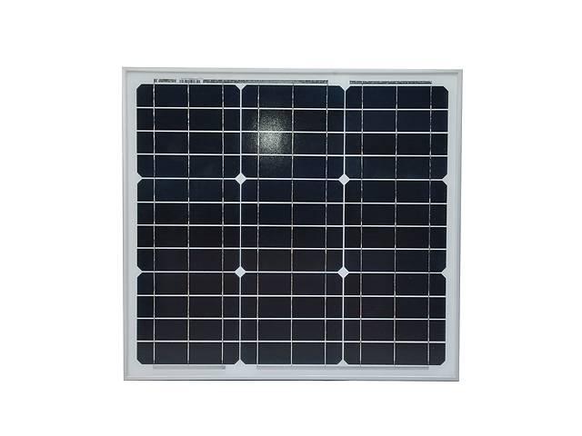 Солнечная батарея(панель) 30Вт монокристалл- объявление о продаже  в Запорожье