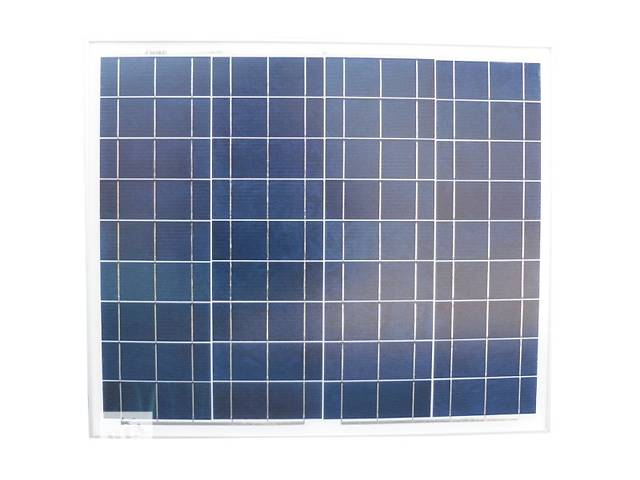 бу Солнечная батарея (панель) 50Вт, 12В, поликристаллическая в Запорожье