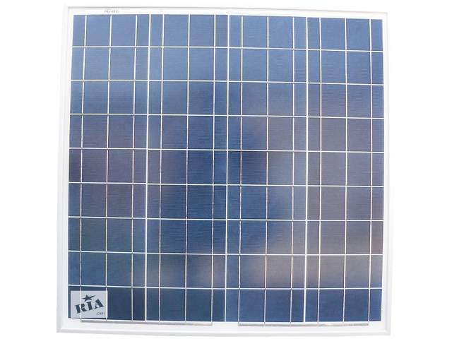 бу Солнечная батарея (панель) 60Вт, 12В, поликристаллическая в Запорожье