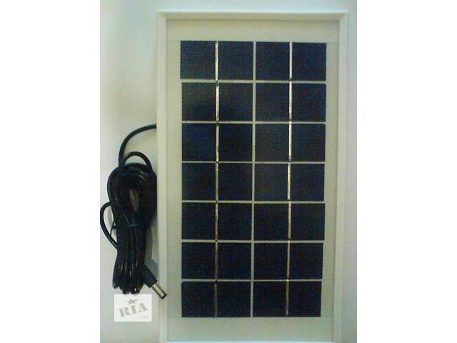 купить бу Солнечная панель 3,5W/7V в Одессе