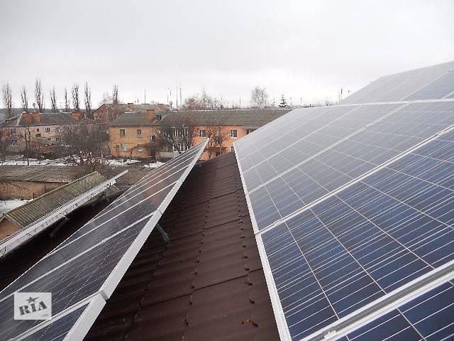 Солнечная панель YBR-250W (поликристалл)- объявление о продаже  в Знаменке
