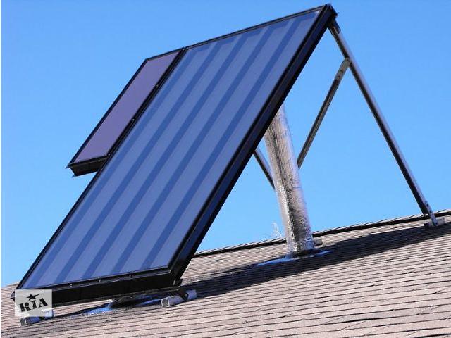 купить бу Солнечное воздушное отопление в Днепре (Днепропетровске)
