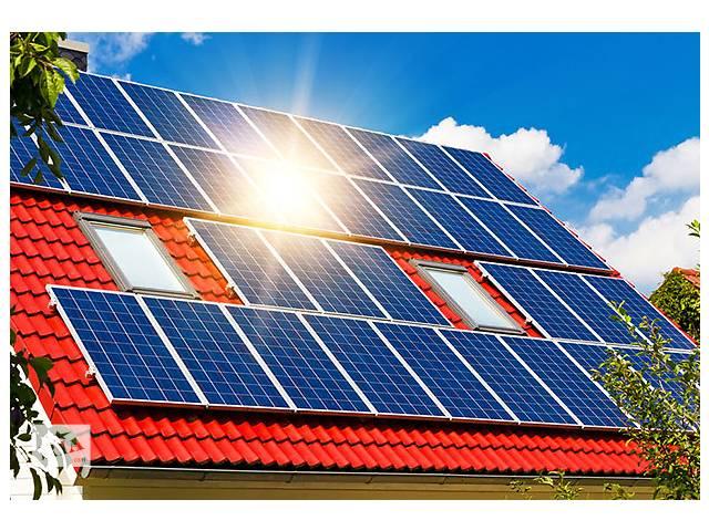 продам Солнечные электростанции автономные и под зелёный тариф. бу в Кропивницком (Кировограде)