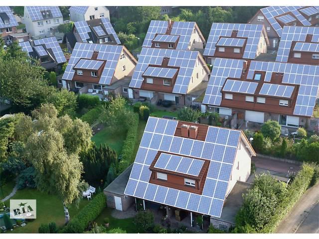 бу Солнечные электростанции автономные и под зелёный тариф в Кропивницком (Кировограде)