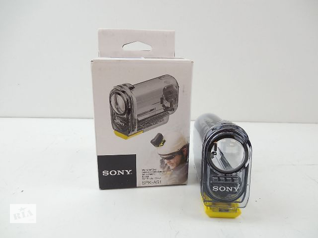 купить бу Sony Action Cam аксессуары бокс (аквабокс) SPK-AS1 в Ивано-Франковске