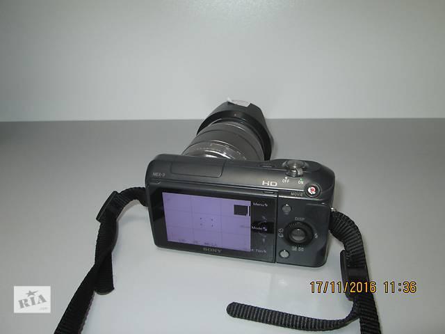 бу Sony Alpha NEX-3 Kit в Нежине