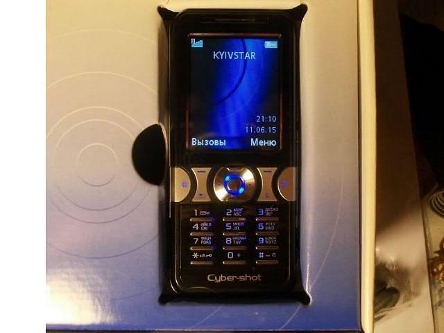 купить бу Sony Ericsson K550i оригинал в Киеве