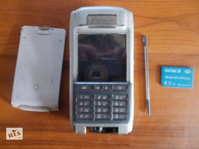 бу Sony Ericsson P910i в Каменке-Днепровской