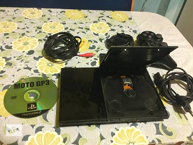 продам Sony PlayStation 2 slim бу в Одессе