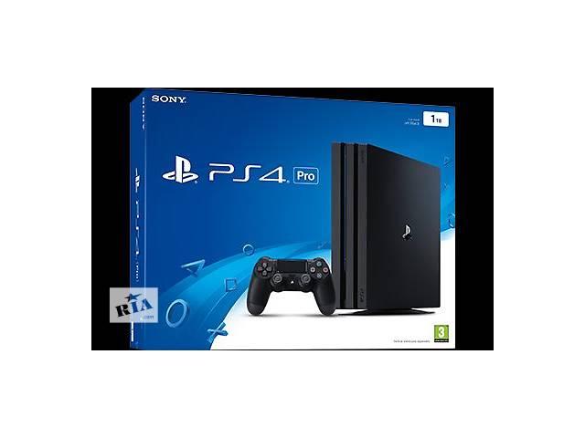 продам Sony PlayStation 4 Pro 1TB ( Под заказ из Европы) бу в Ровно