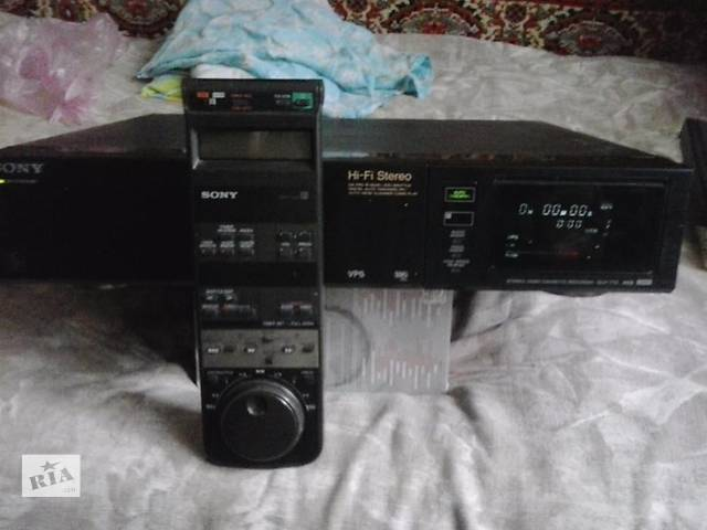бу Sony SLV-715VP в Кривом Роге