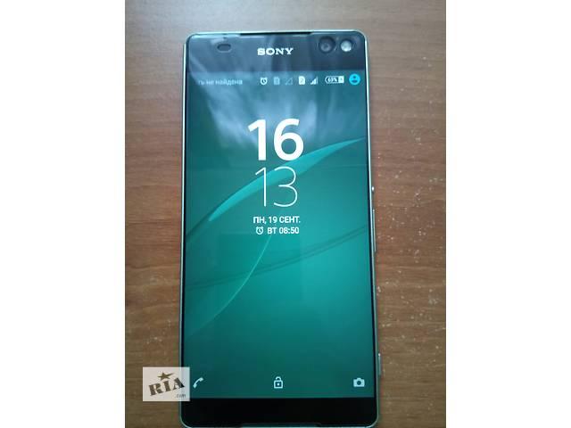 продам SONY Xperia C5 ultra dual обмен на iphone 5s/se/6 бу в Днепре (Днепропетровске)