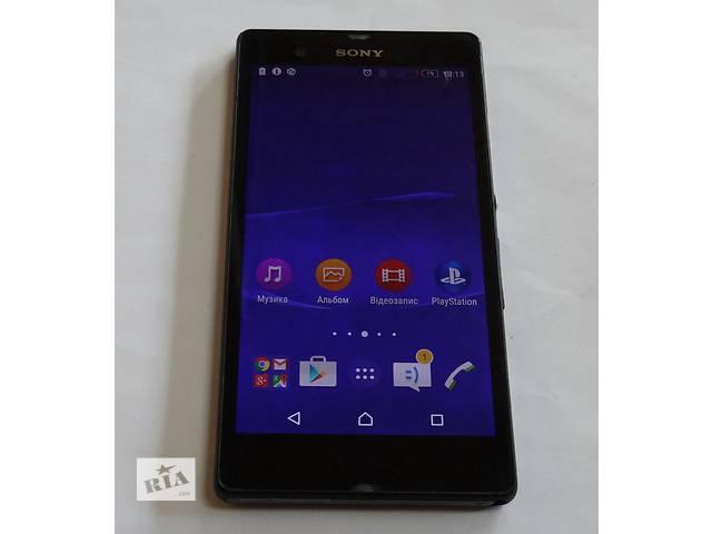 продам Sony Xperia Z C6602 Black Оригинал! C6603 бу в Киеве