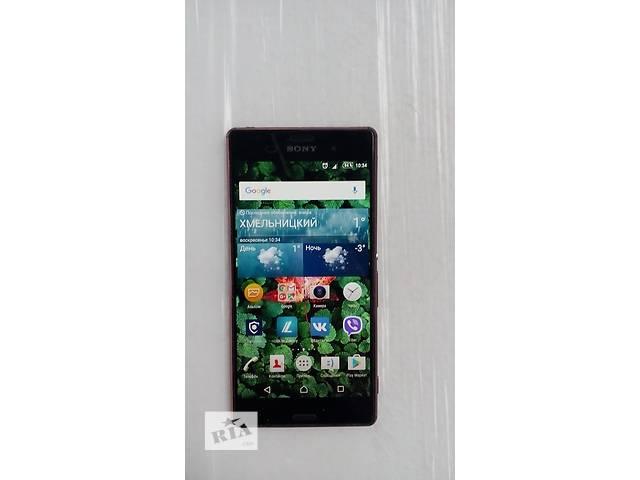 бу Sony Xperia Z3 D6603 в Хмельницком