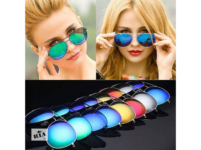 продам Мужско - женские солнцезащитные очки бу в Великой Березовице