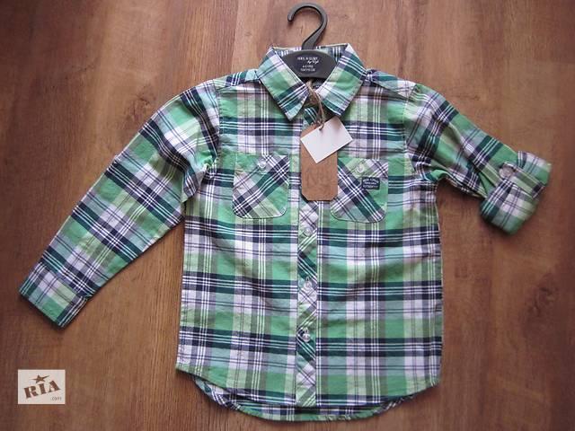 Рубашка на мальчика 4-5 лет- объявление о продаже  в Тернополе