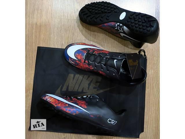 купить бу Сороконожки, многошиповки Nike Mercurial CR7 в Светловодске