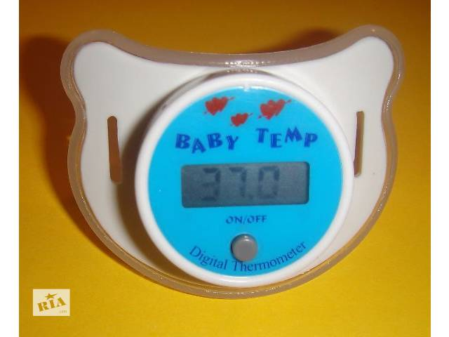купить бу Соска пустышка термометр BABY TEMP в Краматорске