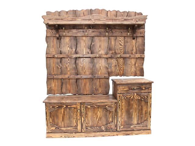 бу Состаренная мебель, Прихожая под старину в Киеве
