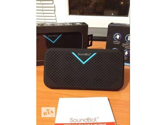 продам SoundBot - Качественные Портативные колонки c Bluetooth бу в Николаеве