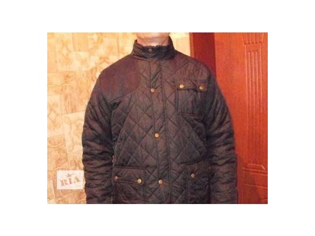 бу современная курточка стеганка Cedar Wood State в отличном состоянии в Мариуполе