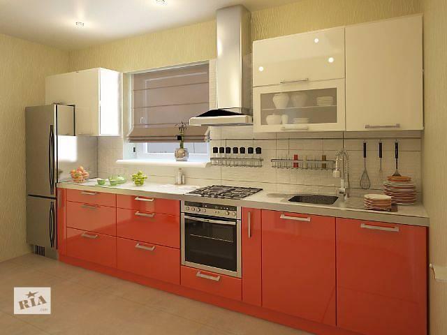 купить бу Современные маленькие кухни на заказ Дизайн по индивид размерам недорого в Харькове