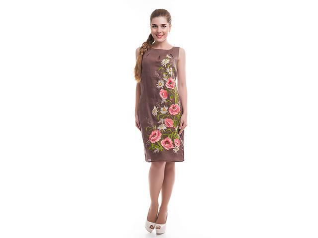 продам Современные женские платья с вышивкой бу в Харькове