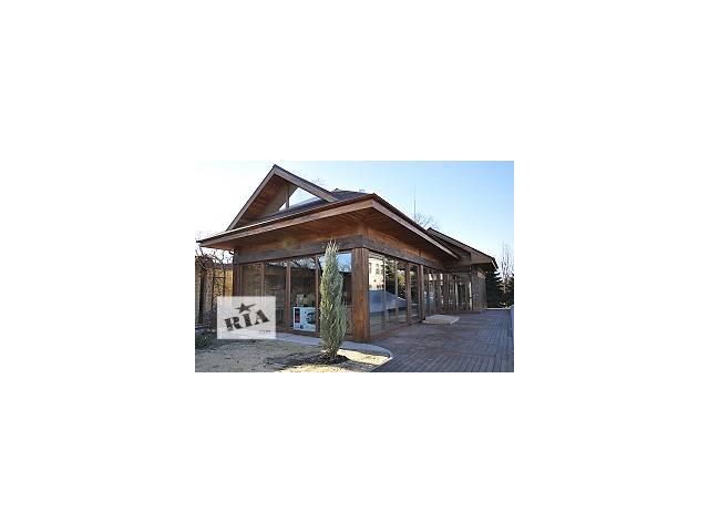 купить бу Современные деревянные дома в стиле фахверк  в Украине