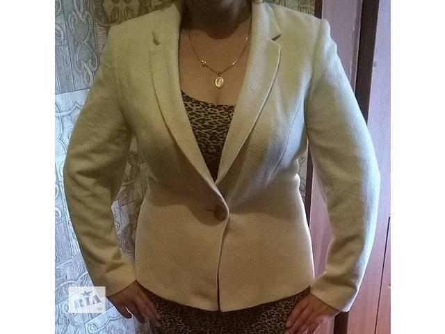 купить бу современный пиджак на одну пуговку бренд ALEX&Co в Мариуполе