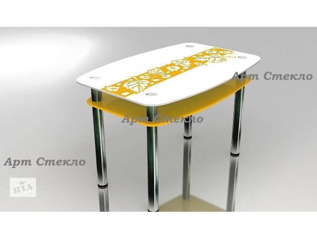 бу Современые обеденные столы из стекла в Дружковке