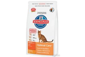 Сухой корм для кошек Hills Pet Nutrition