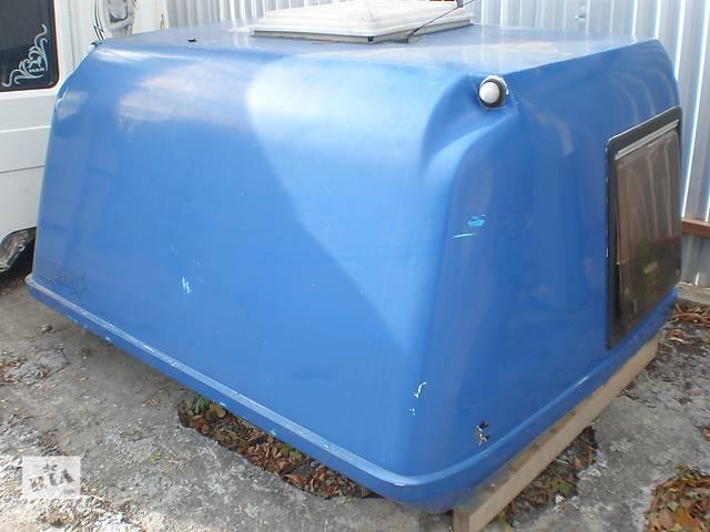 Спалка, спальный бокс на кабину, б у для грузовика- объявление о продаже  в Ковеле