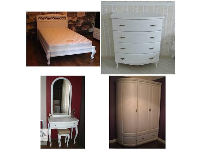 спальня для девочки с белой мебелью- объявление о продаже  в Одессе