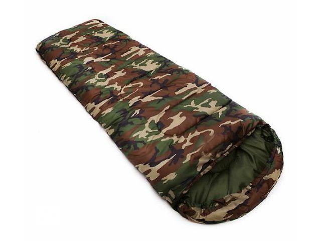 продам Спальник,спальный мешок,одеяло,комуфляжный, до -8. Новый. бу в Одессе