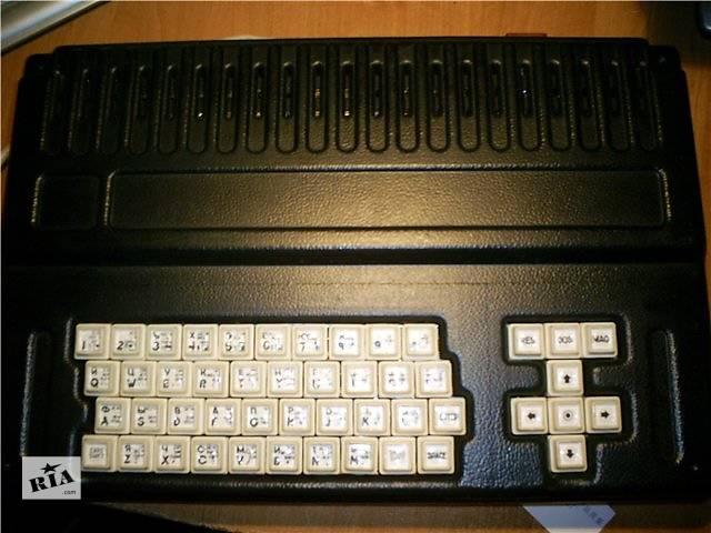 купить бу Спектрум-компьютер пэвм квантор zx-1 spectrum + дисковод + принтер упз + джойстик в Северодонецке