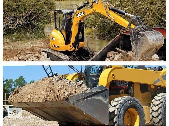 бу Демонтаж и земляные работы в Житомире