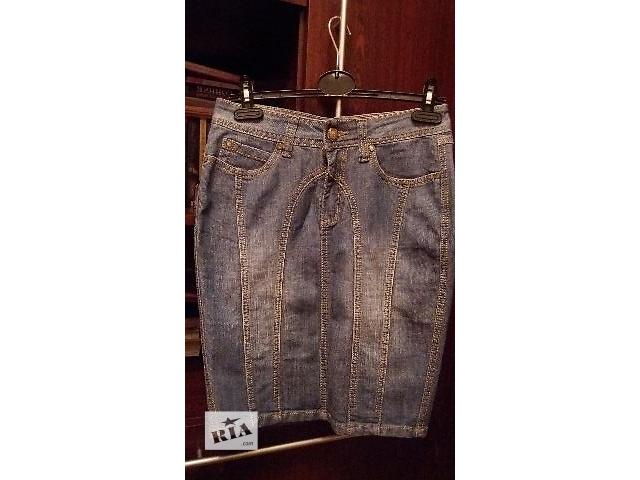 купить бу Спідниця джинсова синя нова в Тернополе