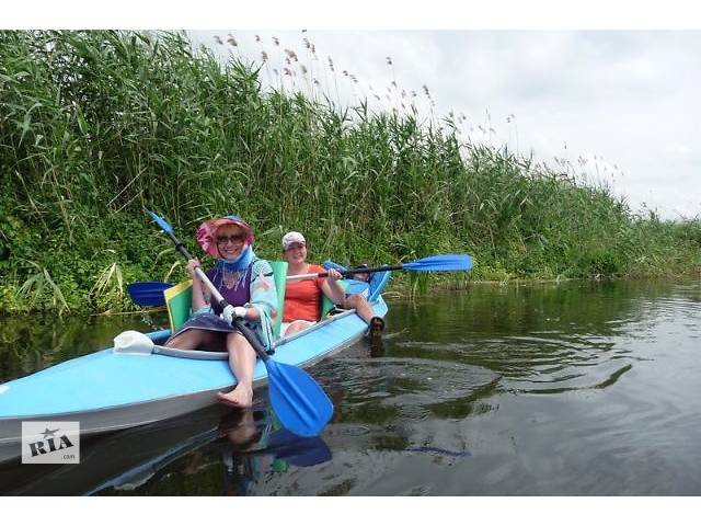 Сплав по реке Орель. Семейный, корпоративный отдых- объявление о продаже   в Украине