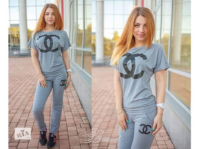 бу Спорт костюм Шанель в Березовке (Одесской обл.)