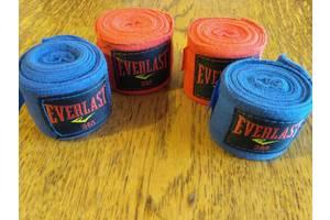 Новые Бинты боксерские Everlast