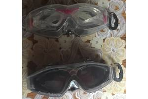 б/у Стартовые очки для плавания